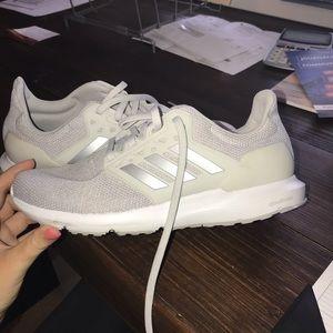 Adidas shoes!